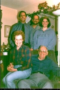 Photo of Brian's grandma