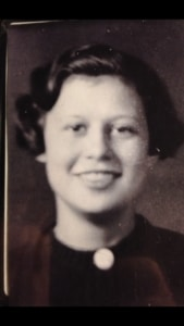 this is a photo of Murdock's grandma