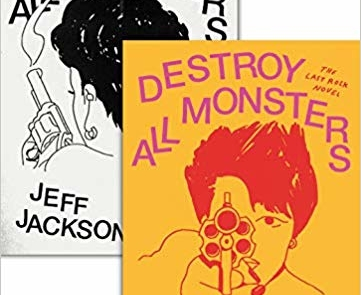 Destroy All Monsters Book Cover