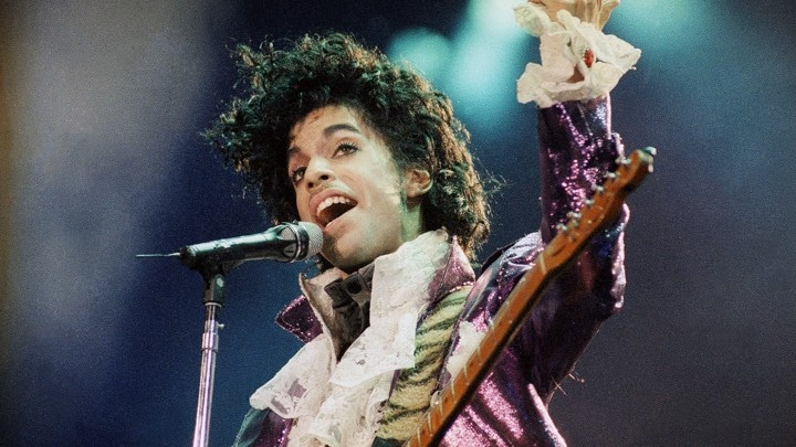 photo of Prince Rogers Nelson