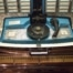 photo of old jukebox with turntable
